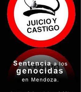 Sentencia a los genocidas en Mendoza (05-12-2011)