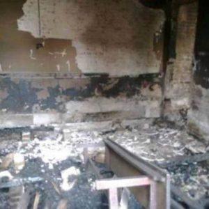 COMUNICADO del MEDH Regional Mendoza ante el atentado sufrido por el MEDH Rosario (01-10-2013)
