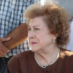 Elba Morales, ciudadana ilustre de Las Heras (17-03-2014)