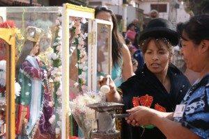 Celebración del Carnaval en el distrito Belgrano