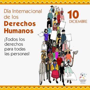 Día Internacional de los Derechos Humanos (10-12-2018)